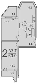 Помогите найти схему квартир дома п44тм! очень нужно..